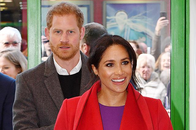 Принц Гарри и Меган Маркл рассказали, как хотели бы назвать дочь