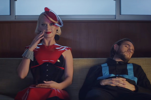 Кэти Перри и диджей Zedd