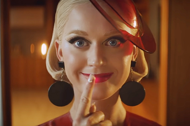 Кэти Перри и диджей Zedd выпустили клип на песню «365»