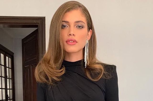 Трансгендерная модель Валентина Сампайо рассказала о карьерных планах:
