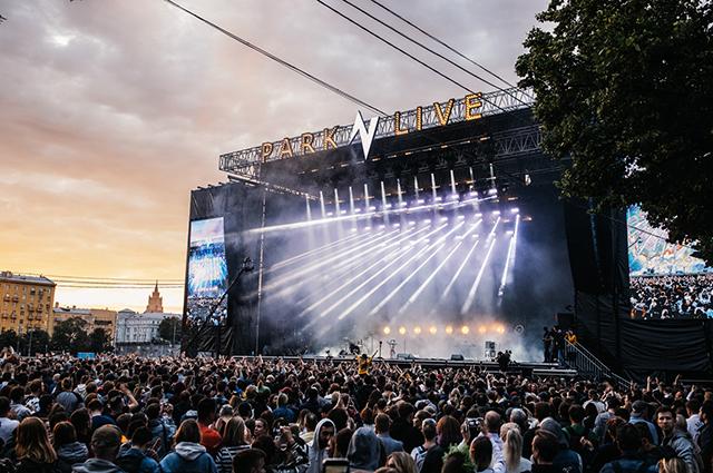 Аглая Тарасова, Елена Перминова, Джаред Лето и другие на фестивале Park Live в Москве