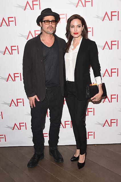 Анджелина Джоли и Брэд Питт официально расторгли отношения, но не завершили бракоразводный процесс