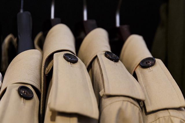 Одежда от Burberry