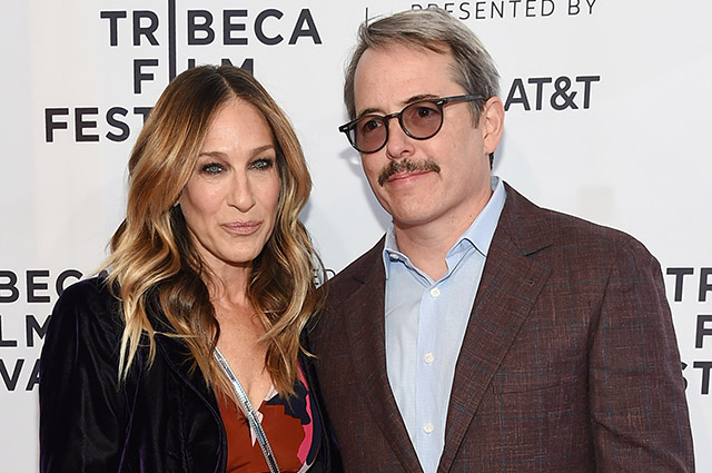 Сара Джессика Паркер резко прокомментировала слухи о конфликте с мужем Мэттью Бродериком