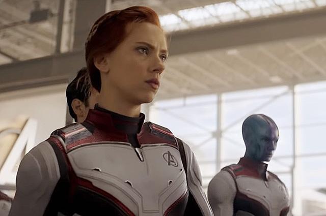 Скарлетт Йоханссон, Бри Ларсон, Крис Хемсворт и все-все-все в новом трейлере фильма «Мстители: Финал»