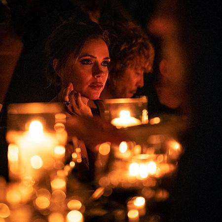День рождения Виктории Бекхэм: вечеринка с Марией Шараповой и романтичное поздравление от мужа