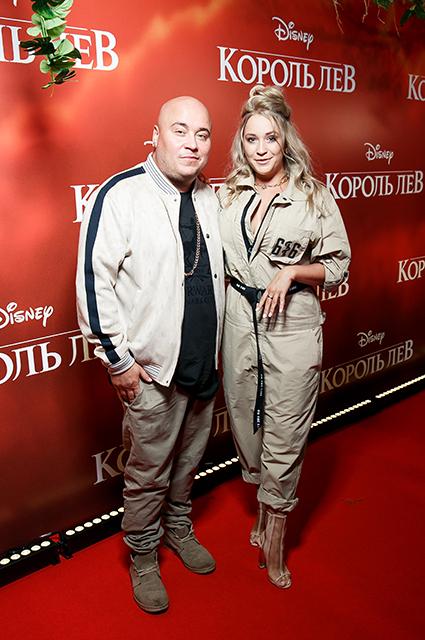 Доминик Джокер и Екатерина Кокорина