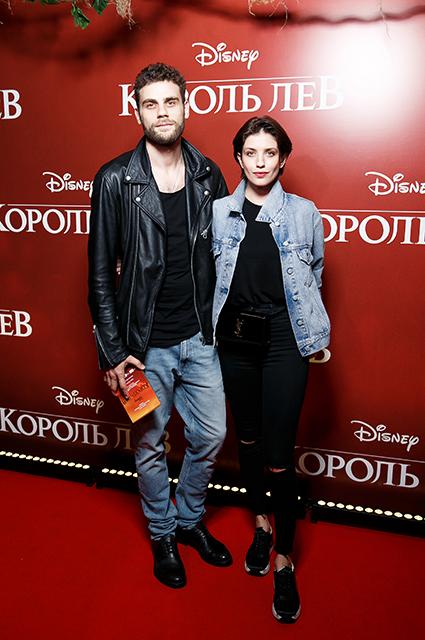 Дмитрий Ендальцев и Аня Чиповская