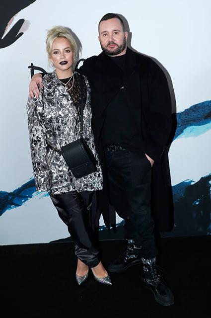 Лили Аллен и Ким Джонс