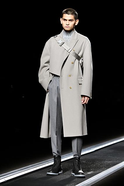 Коллекция Dior Homme осень/зима 2019/2020