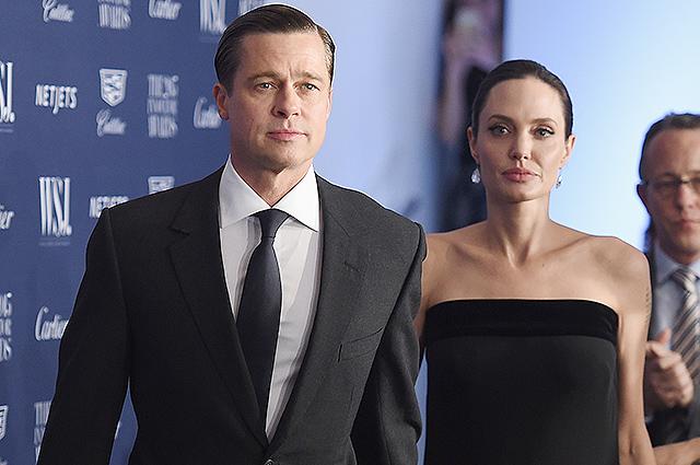 Брэд Питт и Анджелина Джоли нашли выход из своего бесконечного бракоразводного процесса