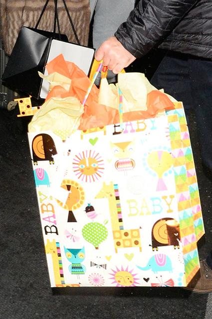Подарки от Амаль Клуни