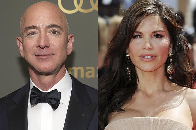 Любовница Джеффа Безоса подала на развод через сутки после завершения развода миллиардера