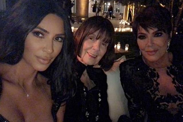 Кортни Кардашьян отметила 40-летие: поздравления от сестер, звездные гости и другие подробности вечеринки