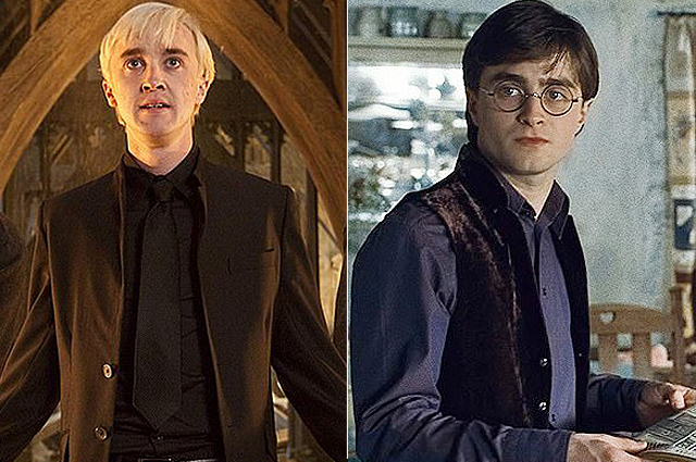 Том Фелтон пошутил, что Гарри Поттер был влюблен в Драко Малфоя