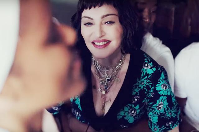 Мадонна выпустила клип на песню Batuka: видео