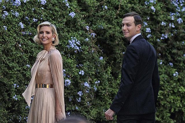 Меган Маркл, принц Гарри, Иванка Трамп, Кэти Перри и другие звезды на свадьбе Миши Нону и Майкла Хесса в Риме