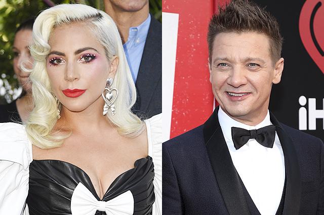 СМИ: Леди Гага встречается с Джереми Реннером