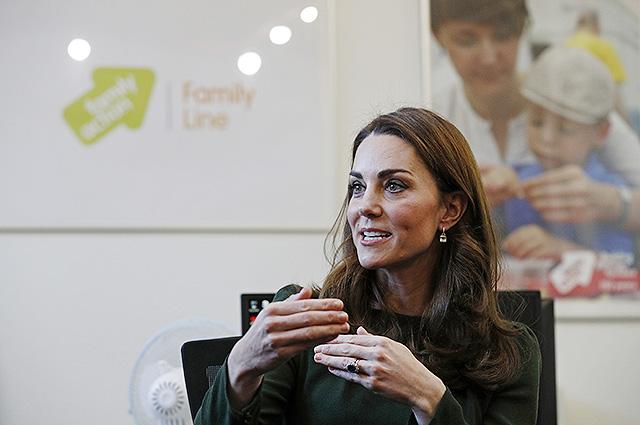 Кейт Миддлтон о воспитании принца Джорджа, принцессы Шарлотты и принца Луи: «Это так трудно»