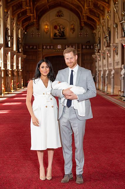 Друг принца Гарри и Меган Маркл рассказал о знакомстве с их сыном Арчи