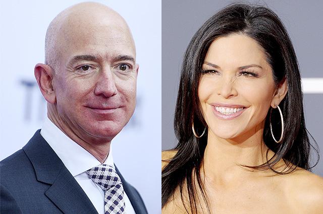 Джефф Безос и Лорен Санчес решили жить вместе, не дожидаясь официального развода с бывшими