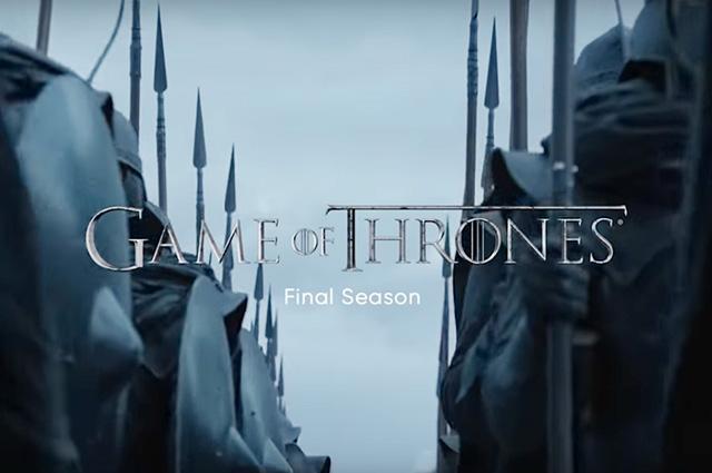 """Кадр из восьмого сезона """"Игры престолов"""""""