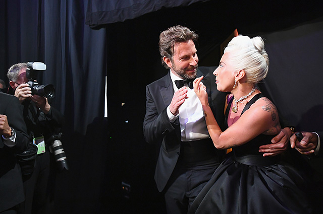 """Брэдли Купер и Леди Гага на """"Оскаре-2019"""""""