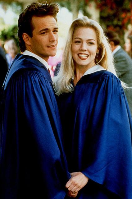 "Кадр из сериала ""Беверли-Хиллз 90210"""