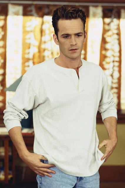 Звезда сериала «Беверли-Хиллз 90210» Люк Перри срочно госпитализирован