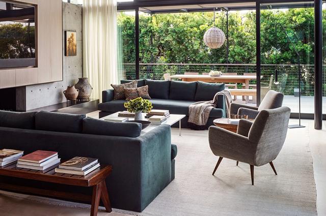 Дом Марии Шараповой в Лос-Анджелесе