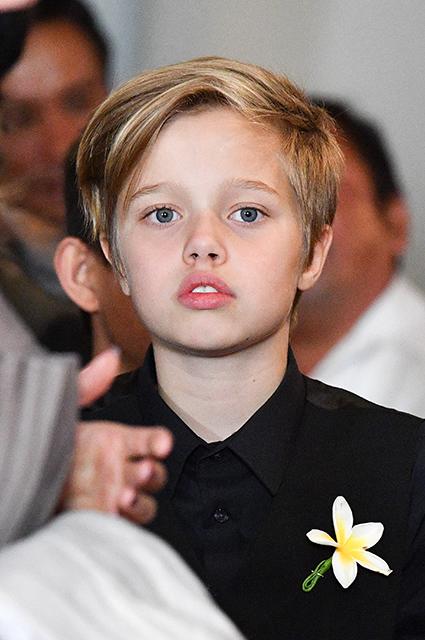 Стало известно, как Анджелина Джоли отпраздновала 13-летие дочери Шайло
