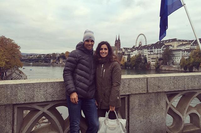 Рафаэль Надаль женится на своей девушке после 14 лет романа