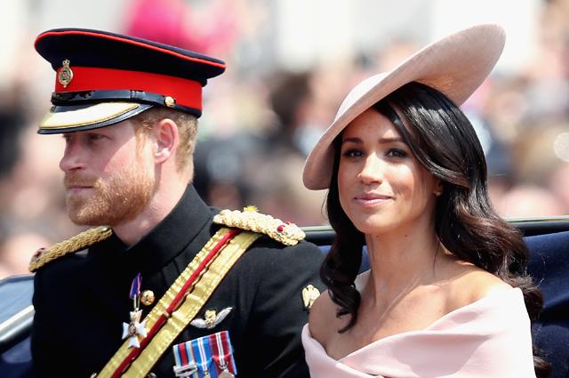 Как принц Гарри и Меган Маркл поздравили королеву Елизавету II с 93-летием