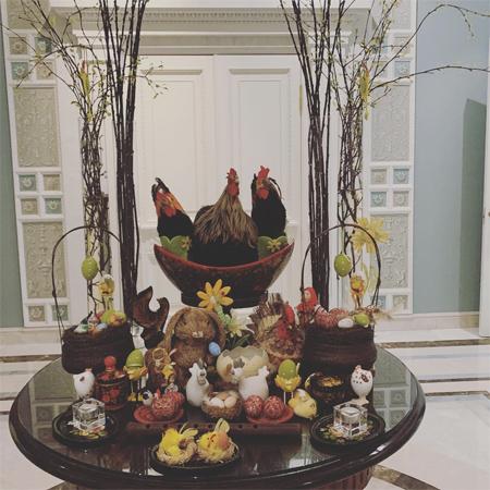 Фото из Instagram Валентина Юдашкина