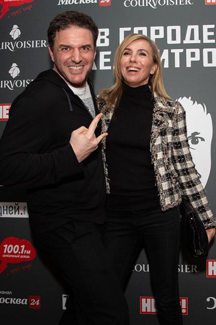 Максим Виторган и Светлана Бондарчук
