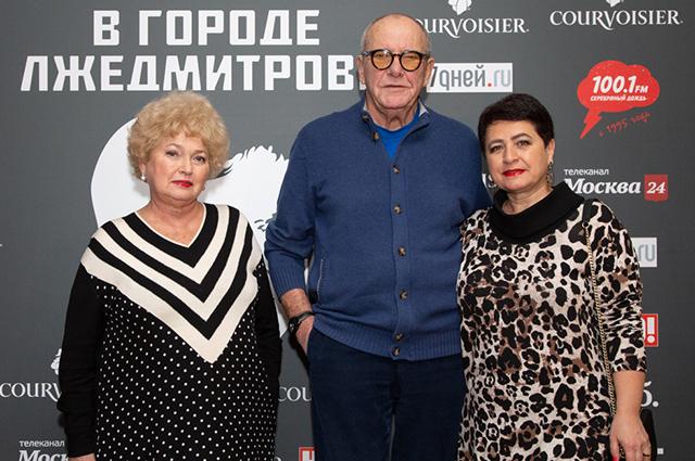 Людмила Нарусова, Эммануил и Ирина Виторган