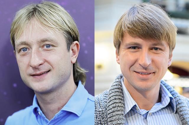 Евгений Плющенко высмеял Алексея Ягудина за выступление на корпоративе