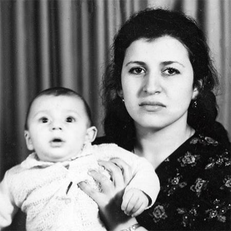 Жасмин с мамой