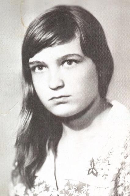 Мама Кристины Асмус
