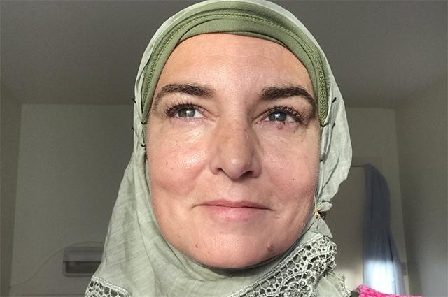Шинейд О'Коннор стала мусульманкой и сменила имя