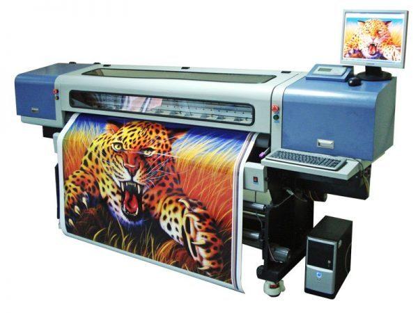 Надежное оборудование для широкоформатной печати