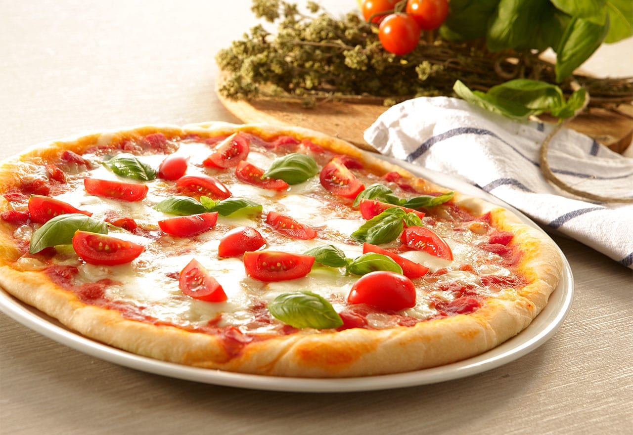 Десятки рецептов пиццы в сети ресторанов il Мolino