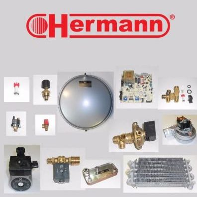 Запчасти для газовых котлов Hermann