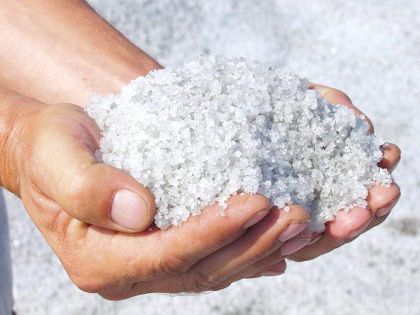 Техническая соль для вас
