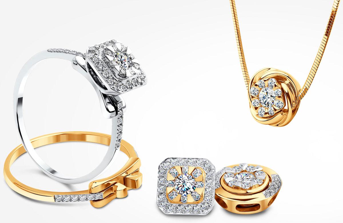 Ювелирные украшения от модного бренда KAZKA Jewelry