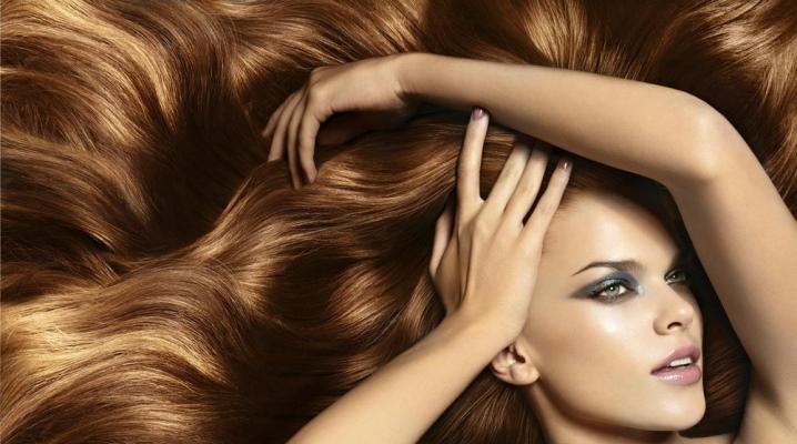 Профессиональная косметика и маски для волос