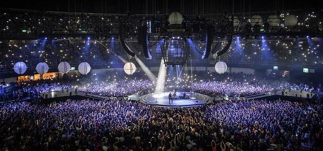Muse концерт – невероятные эмоции