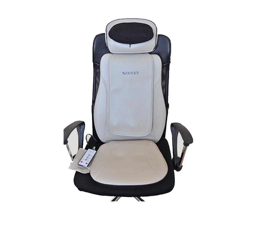 Массажные накидки на кресло для вашего здоровья