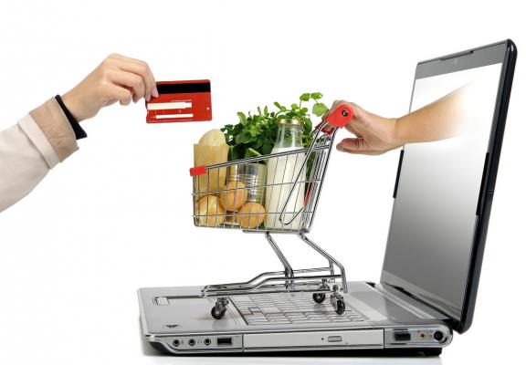 Как заказать доставку продуктов онлайн