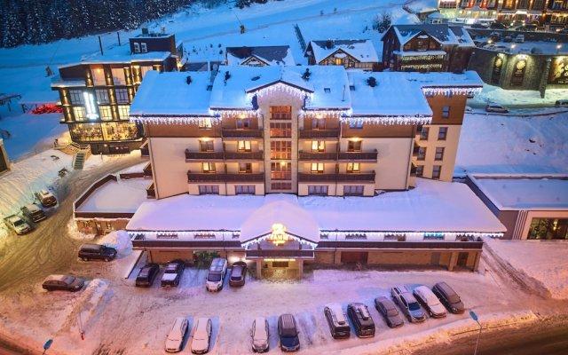 Отель европейского класса в Буковеле – Ganz&SPA